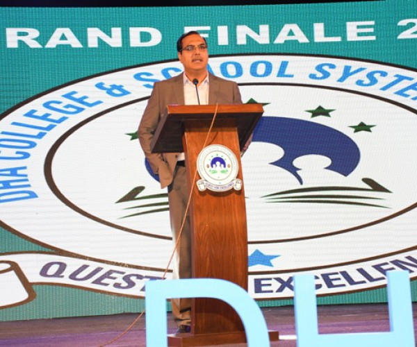 Grand Finale 2020 - Leading Institution