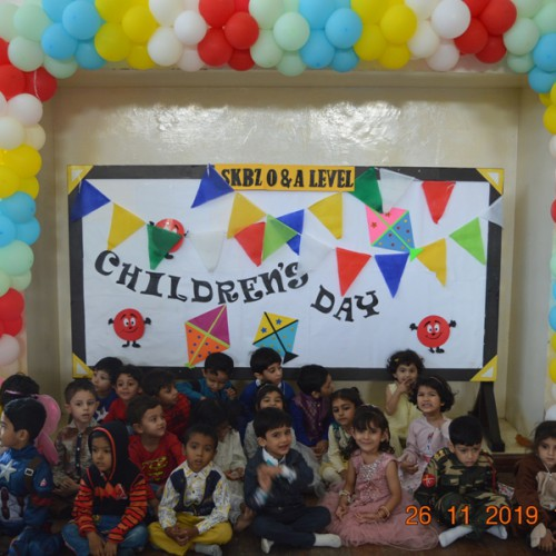 Children Day 26 Nov 2019