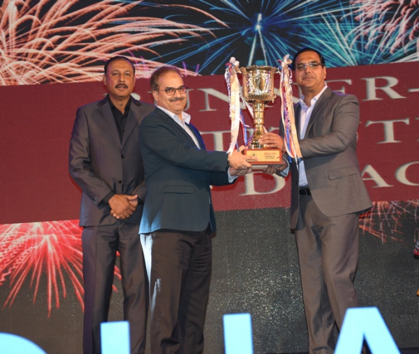 Grand Finale 2020 - Leading Institution of DHA