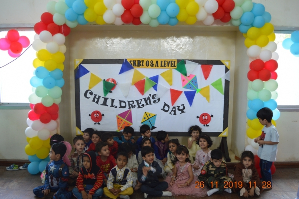 Children Day at SKBZ Campus - 26 Nov 2019