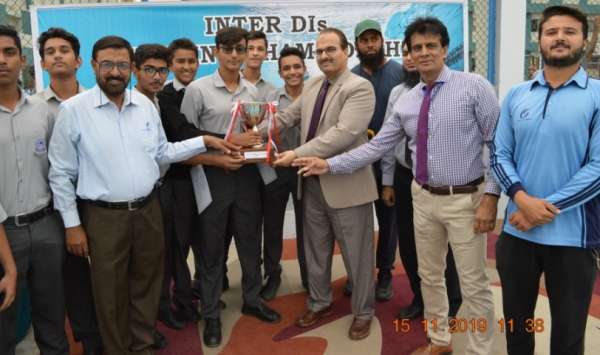 INTER DI's SWIMMING CHAMPIONSHIP at DHACSS SKBZ Campus 15-NOV-2019